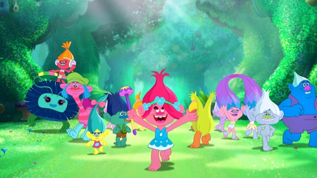DreamWorks Trolls: The Beat Goes On!