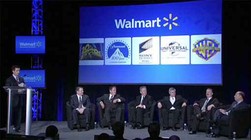 Wal-Mart's Disc-to-Digital Service