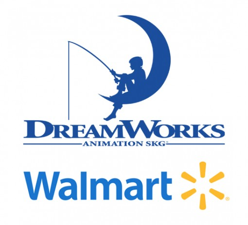 DreamWorks Animation / Walmart