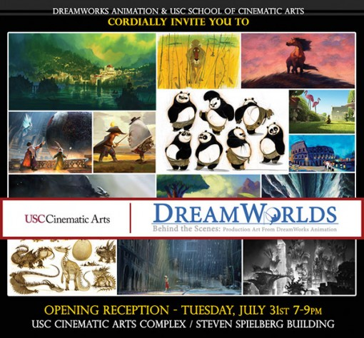 DreamWorlds Behind the Scenes: Production Art From DreamWorks Animation