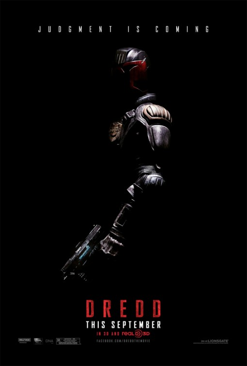 Dredd - [DNA Films] - September 21