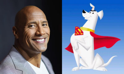 Dwayne Johnson | Krypto the Superdog (WB Animation/Cartoon Network series)