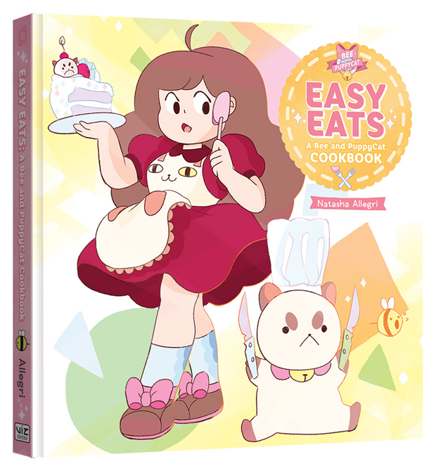 Easy Eats: A Bee and PuppyCat Cookbook