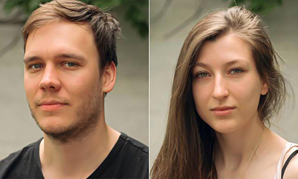 Emma de Swaef and Marc James Roels