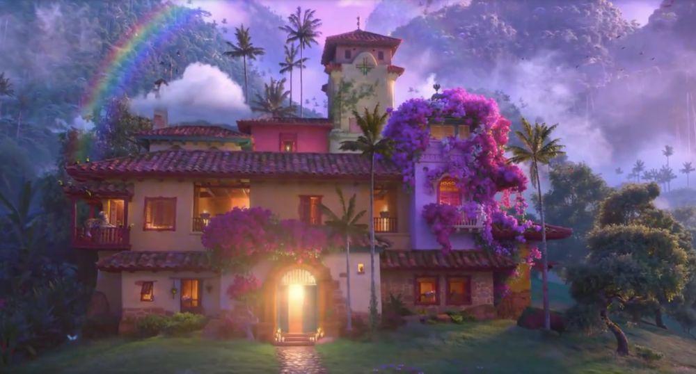 Encanto (Walt Disney Animation Studios)