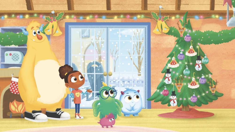 Esme & Roy: Holiday Spirit