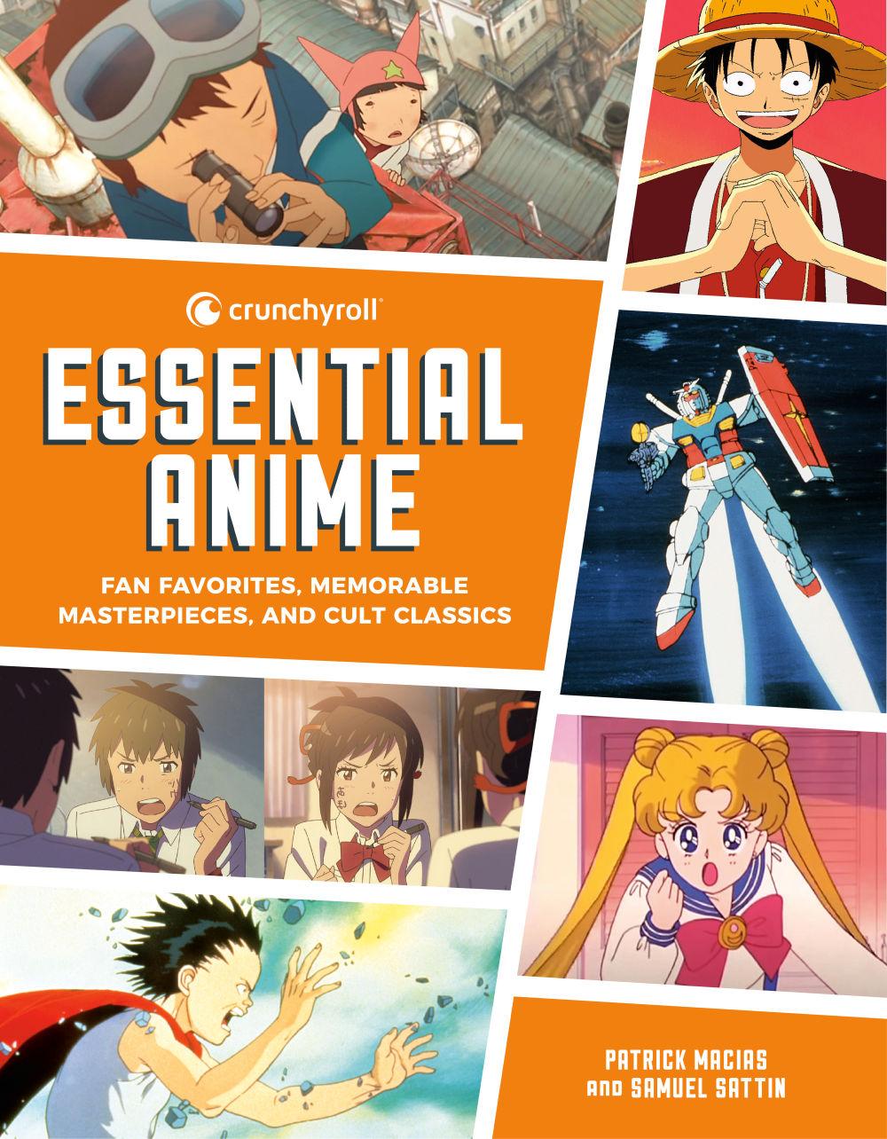 Essential Anime Book