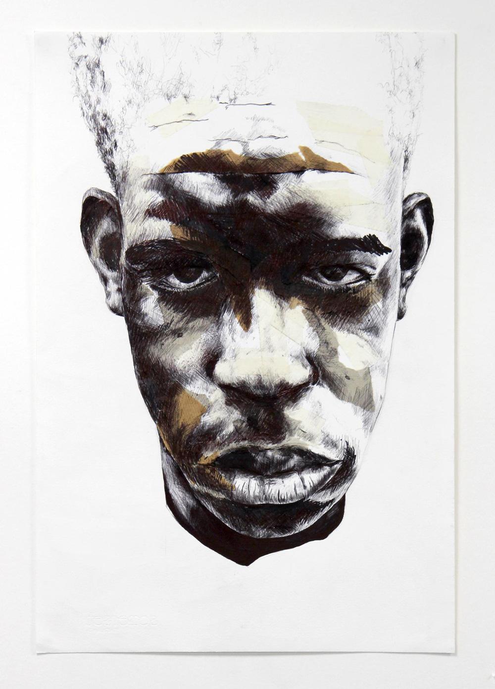 Portrait by Ezra Myers