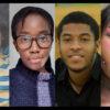 L-R: Toby Cato, Zainab Sanyang, Ezra Myers, Mothy Muyobo