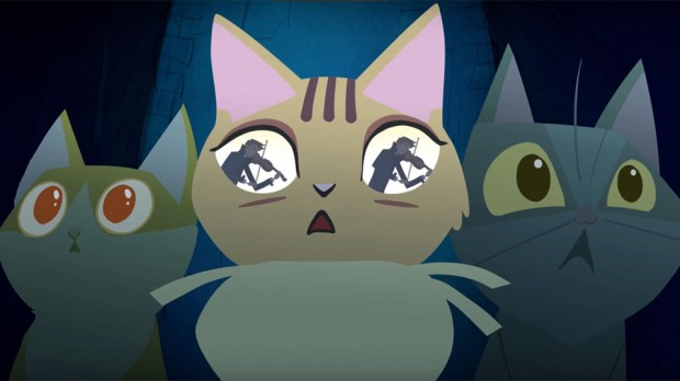 Fantasia dei Gatti