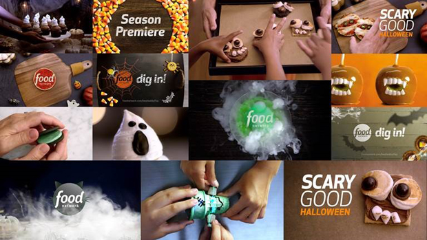 Food Network's Scary Good Halloween