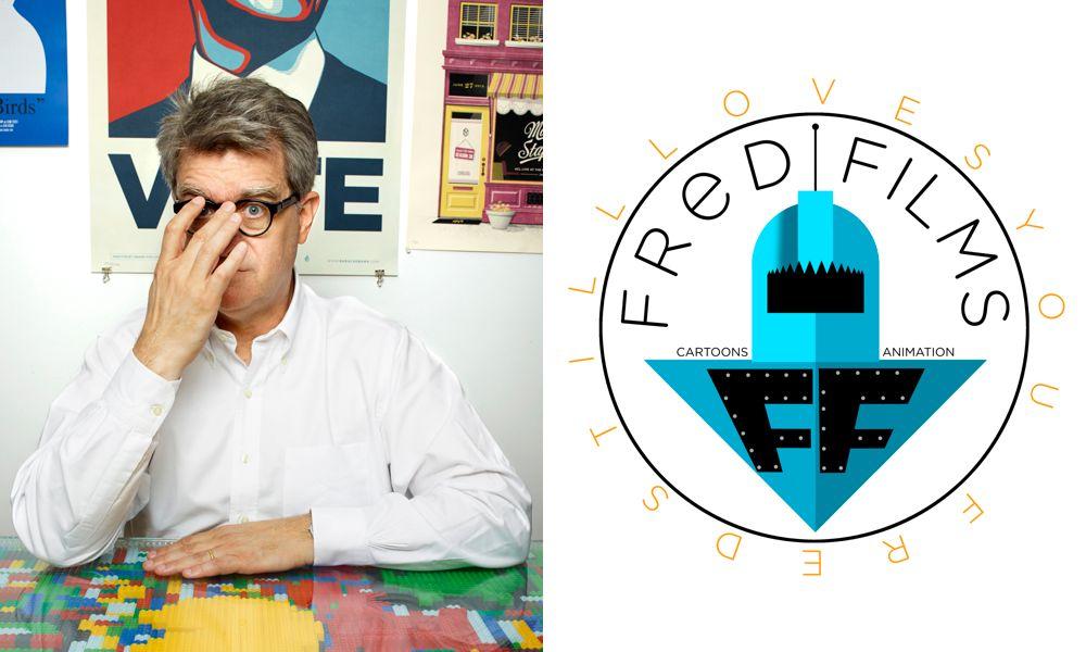 Fred Seibert, Fred Films logo