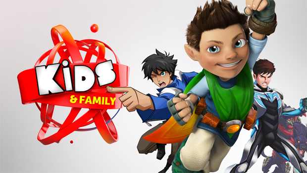 FremantleMedia Kids & Family Entertainment