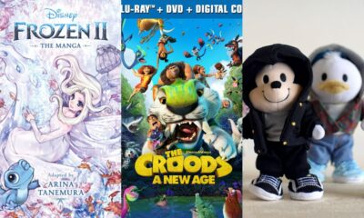 Frozen 2: The Manga, Croods 2, nuiMOs