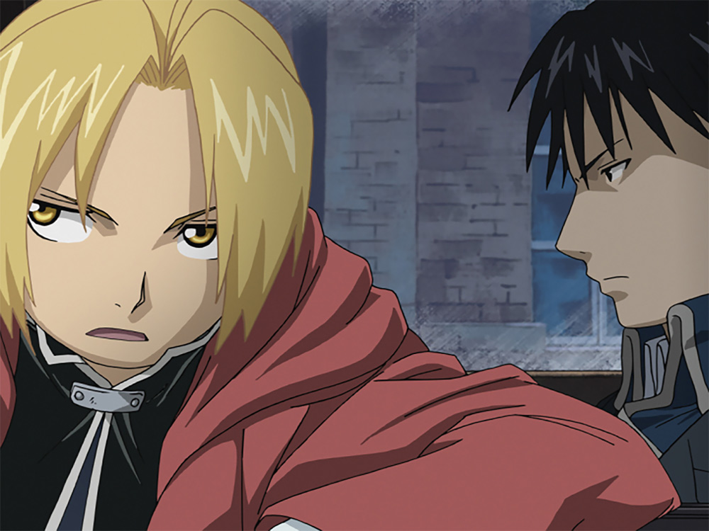 Fullmetal Alchemist: Brotherhood. Image credit: Courtesy of Funimation