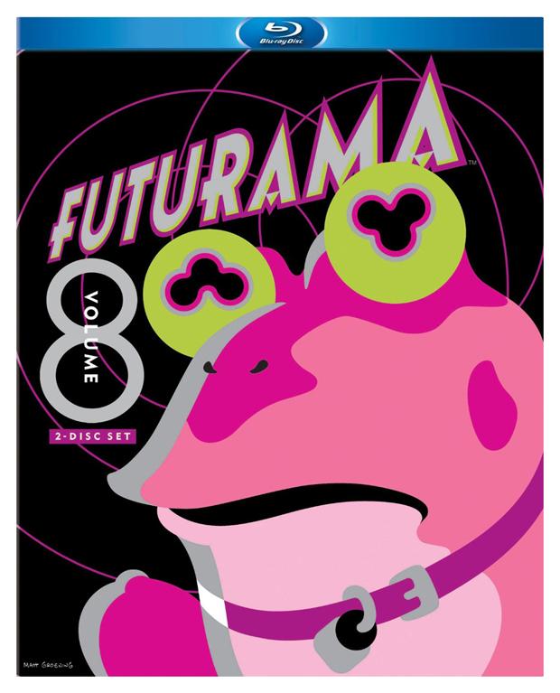 Futurama Vol. 8