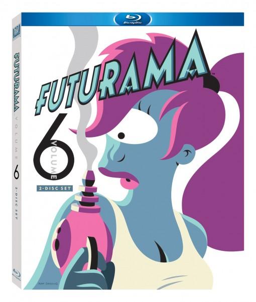 Futurama Vol. 6