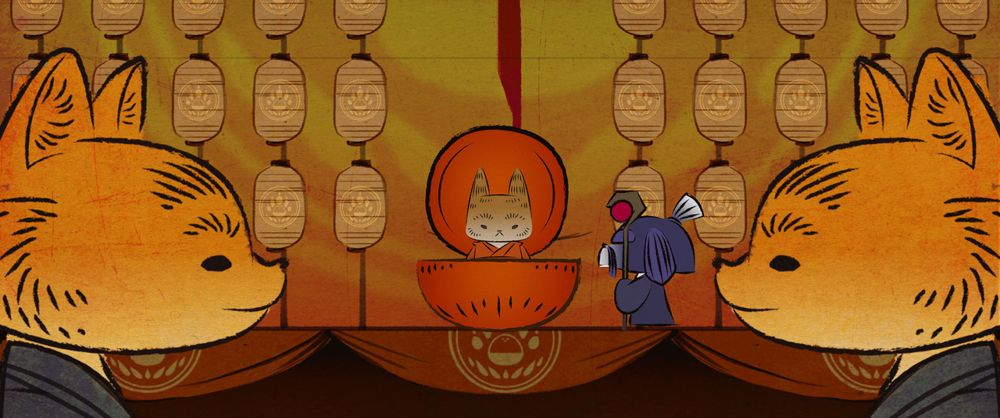 CG short Gatcha! won the Best of Ringling Gold Juror's Award with its tale of a shiba inu toy living in a gacha machine. Directed by Susan Huang, Stacy Moon & Nadya Sugiarto.