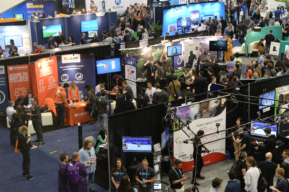 At the Game Developers Conference 2015 | Animation Magazine