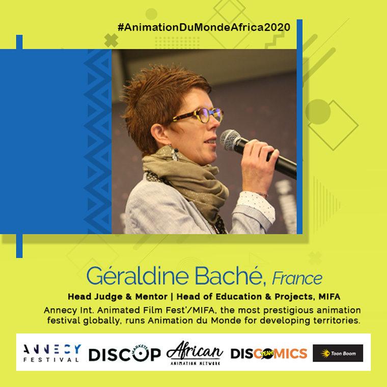 Geraldine Bache