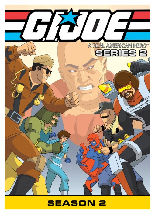 G.I. Joe: A Real American Hero, Series 2, Season 2