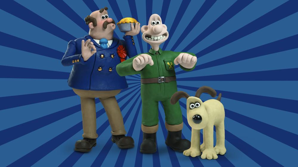 Bernard Grubb, Wallace, & Gromit