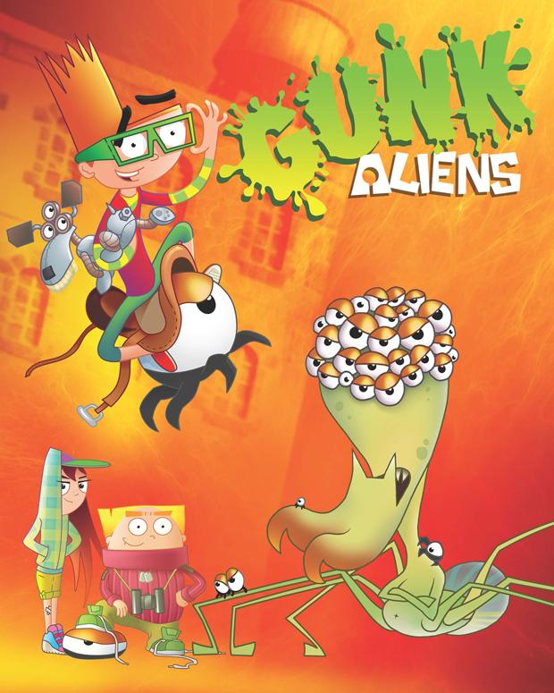 G.U.N.K. Aliens