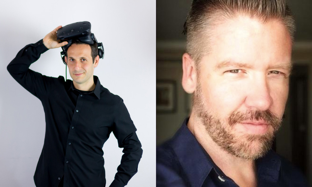Gabriele Romagnoli and Jeremy Casper