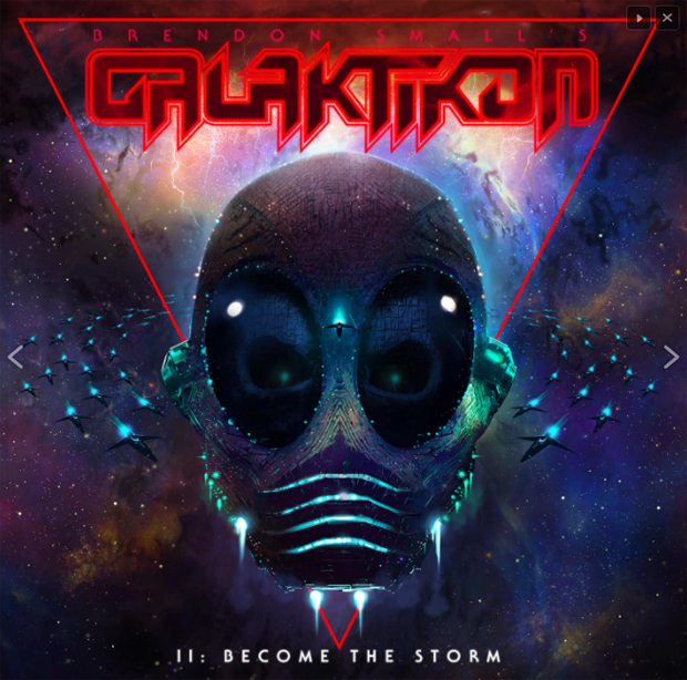 Galaktikcon II: Become the Storm