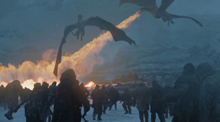 "Game of Thrones ""Beyond The Wall"""