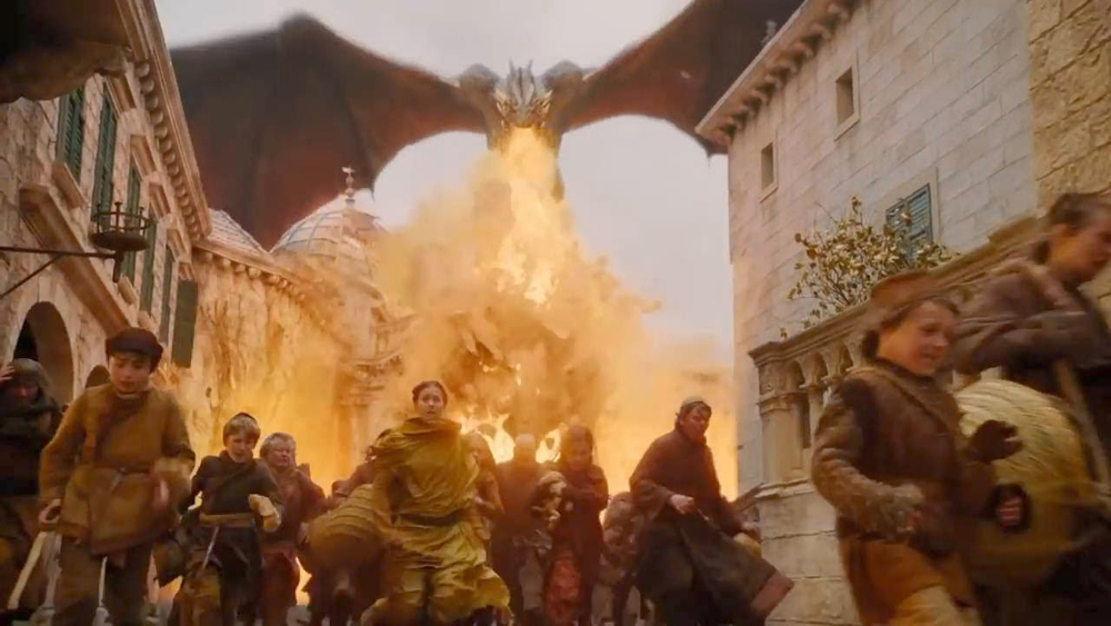"""Game of Thrones """"The Bells"""""""