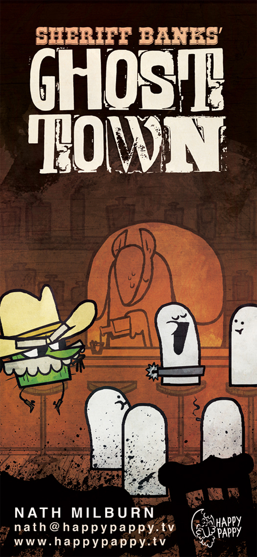 Sheriff Banks' Ghost Town