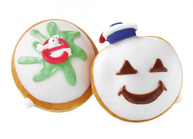 Ghostbusters Krispy Kreme