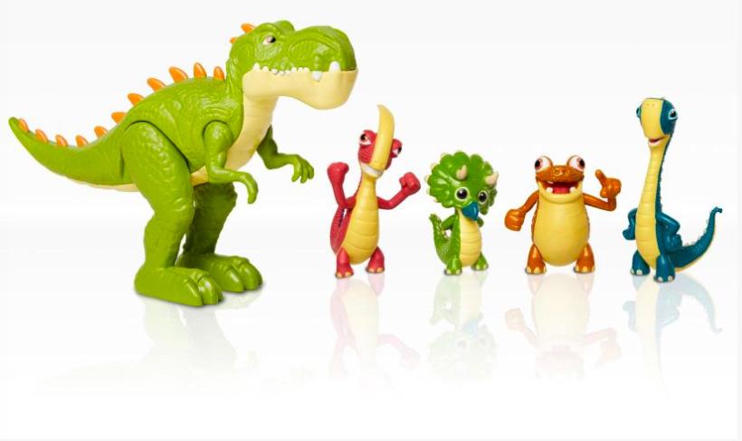 Gigantosaurus toys