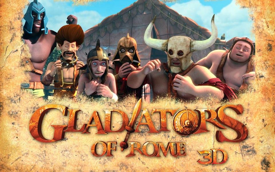 gladiators of rome