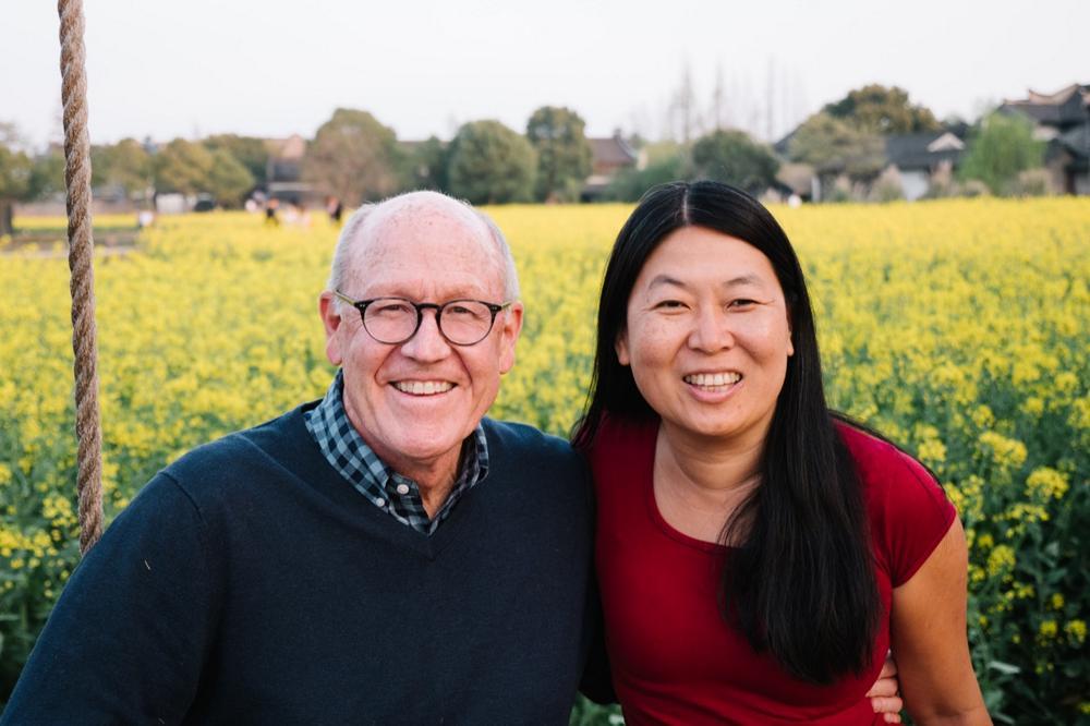 Glen Keane and Peilin Chou
