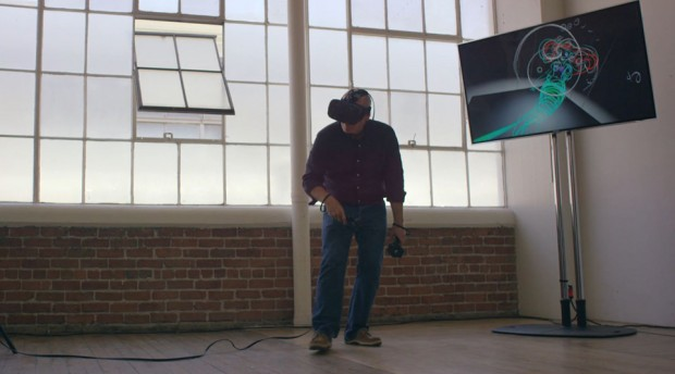 Glen Keane Demos VR Drawing for Future Summit