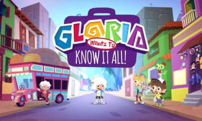 Gloria Wants to Know It All