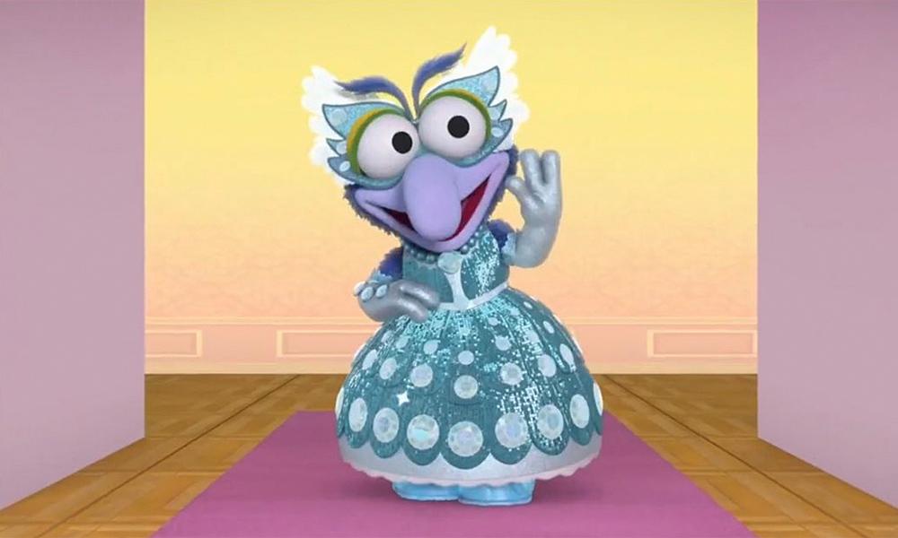 "Muppet Babies ""Gonzo-rella"""