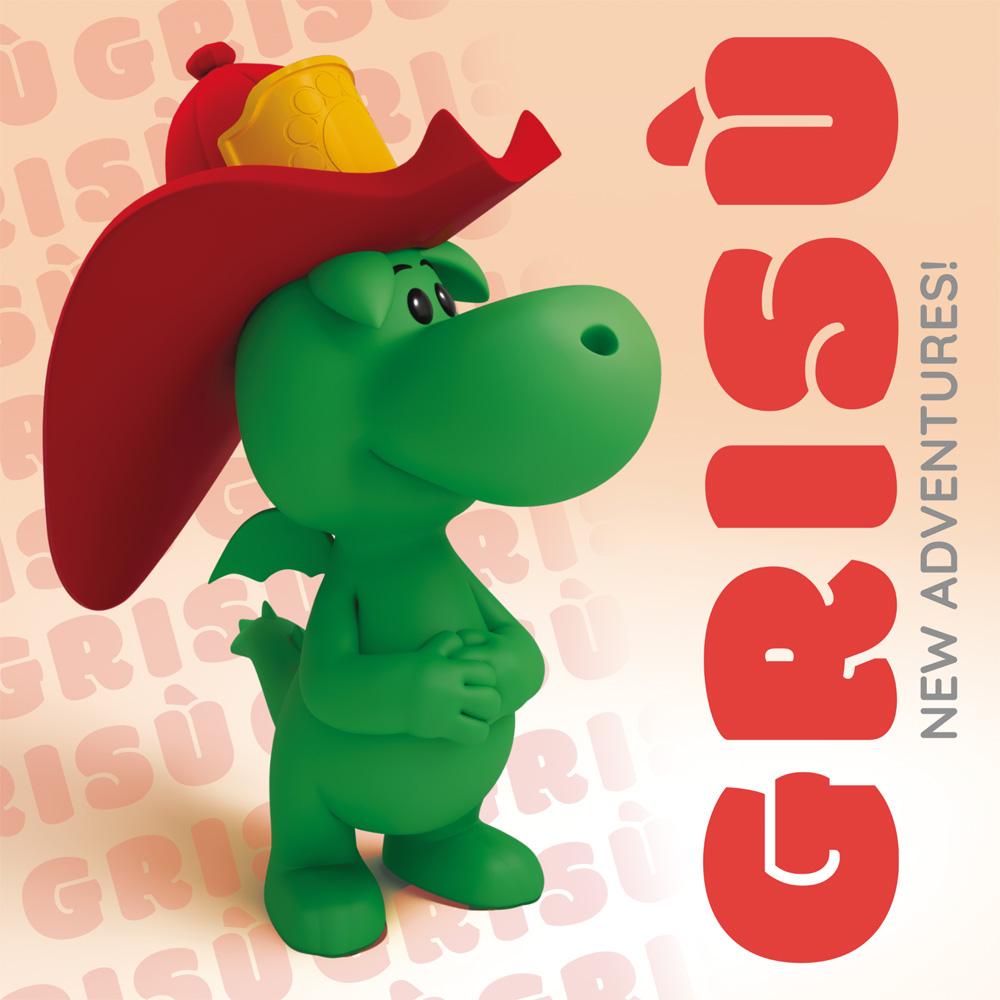 Grisú (Mondo TV Producciones Canarias)