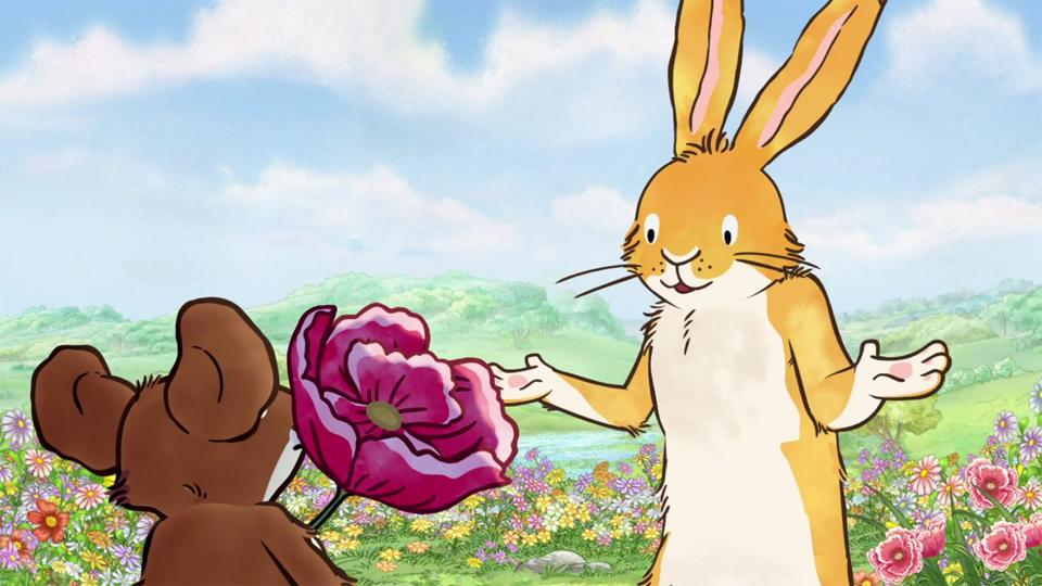 Resultado de imagem para The Adventures of Little Nutbrown Hare' de Sam McBratney