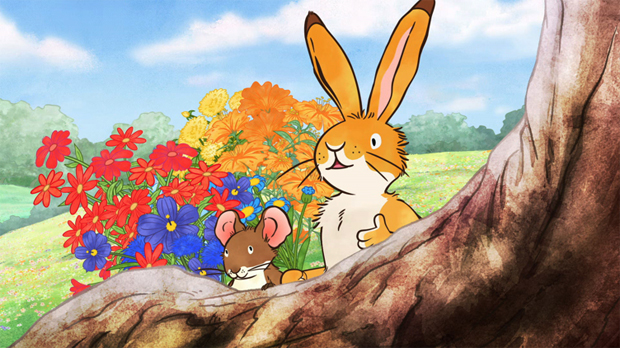 Guess How Much I Love You - The Adventure of Little Nutbrown Hare