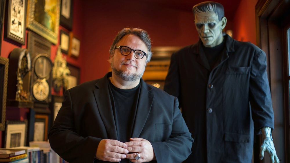 Guillermo Del Toro's At Home with Monsters