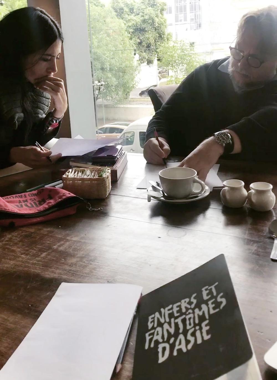 Karla Castañeda | Guillermo del Toro