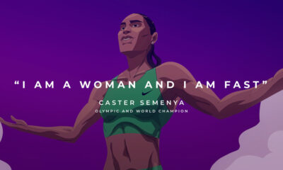 Born This Way - Caster Semanya