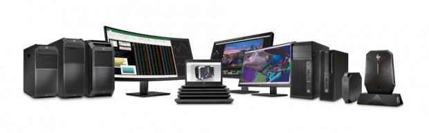 HP Z Series Workstation Family_HP Z4, Z6 and Z8 Workstations with HP Z38c_ZBooks, Z31x, Z27n Displays_Z240_Z240SFF_Z2 Mini Workstations and HP ZVR