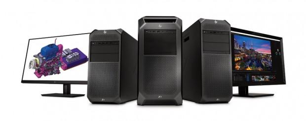 HP Z27n Display, HP Z8, Z6 and Z4 Workstation; HP Z31x Display