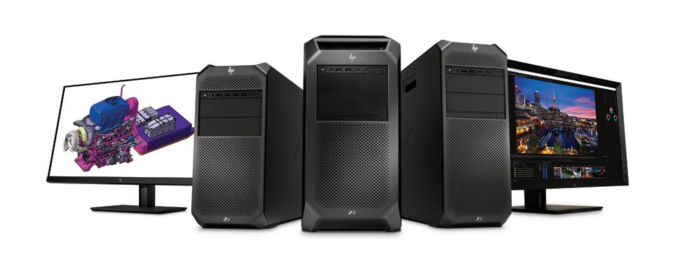 HP Evolves Z Workstations for VR, Machine Learning, Design Needs