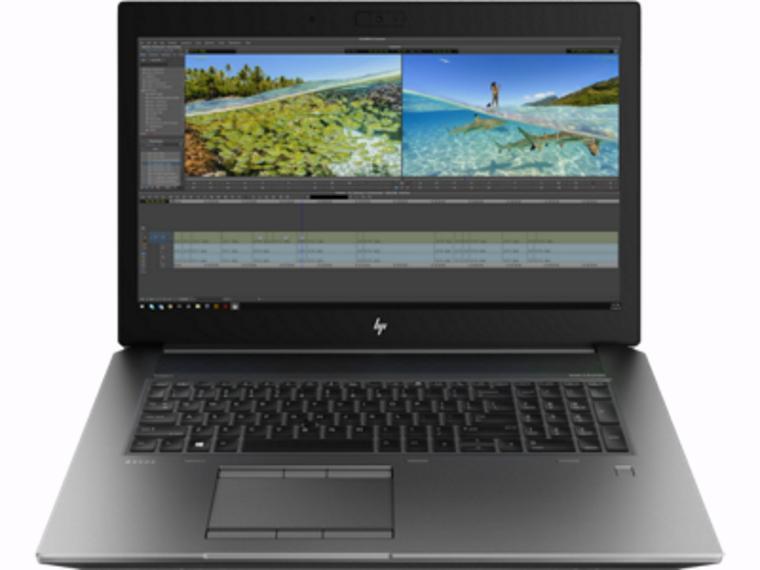 HP ZBook 17G6