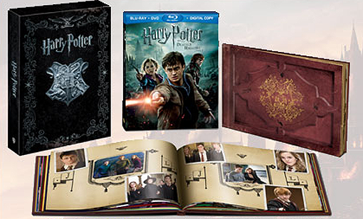 Harry Potter and the Deathly Hallows, Part II Numbered Limited Edition Gift Set